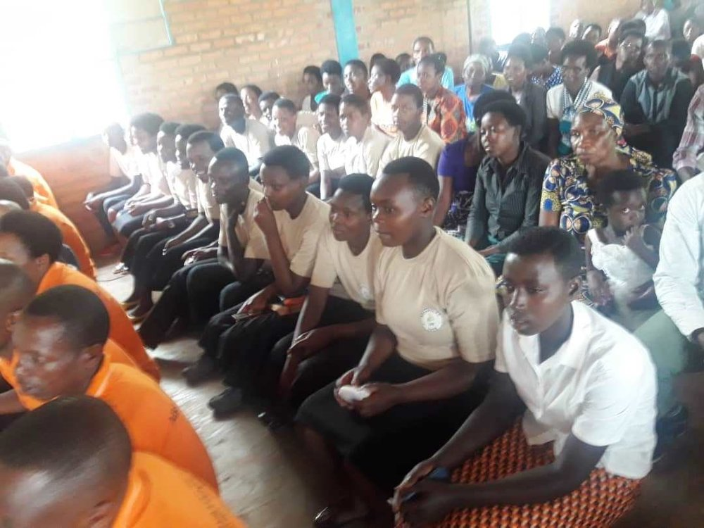 Youth Camp – Runda, Rwanda