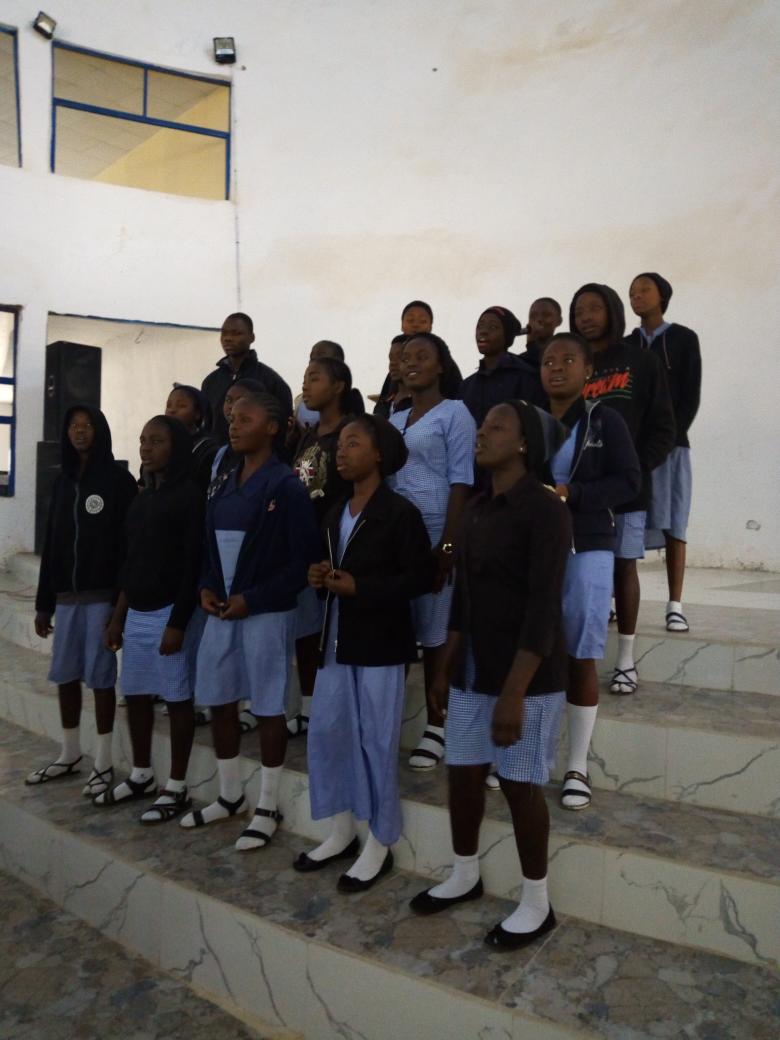 College Choir – Nigeria