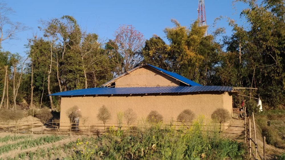 Manipur House of Hope Children's Home Building