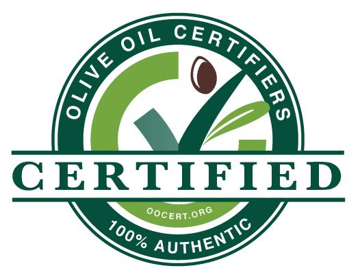 OOCERT Olive Oil Certifiers Logo