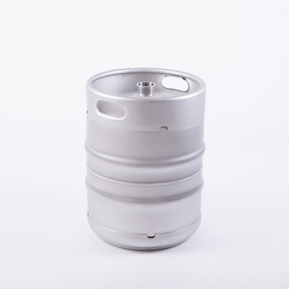 EURO 50 L Keg - These EURO kegs are made of the best 1.4301 SUS304 (AISI 304) stainless steel and comply with the international EURO standard. They offer absolute safety for all your drinks, are unbreakable, are passivated, pressurized and come in the standard version with a Micromatic® or Aobaosi® Fitting, which of course in the type is freely selectable. In addition, we offer on our kegs 30-year warranty from the date of purchase and the possibility of individual adjustments by add-ons.