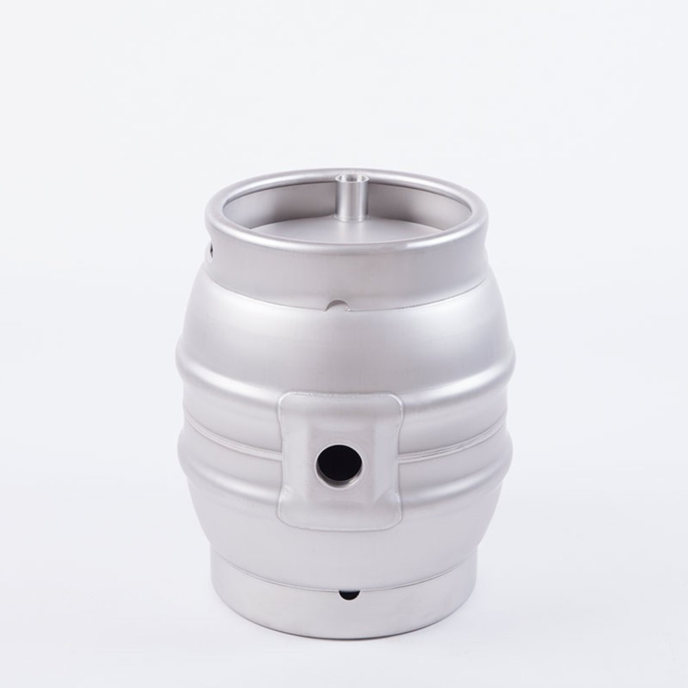 9 Gal Cask (Firkin) - Our Firkin-Cask are also made of the best 1.4301 SUS304 (AISI 304) stainless steel. Like our kegs, they are easy to stack and are processed in a way that is gentle on food and drink. In addition, we offer on our kegs 30-year warranty from the date of purchase and the possibility of individual adjustments by add-ons.