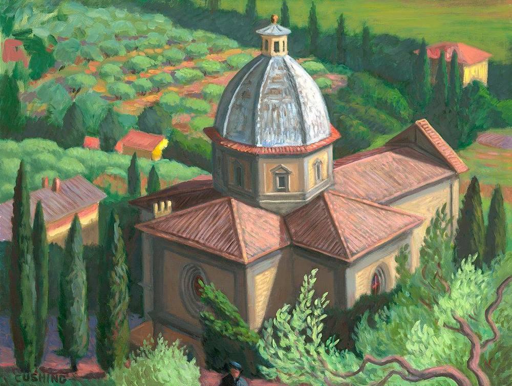"""Santa Maria della Gracia"" 23 x 30"" (sold)"