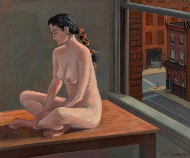 """""""Nude in the Studio"""""""
