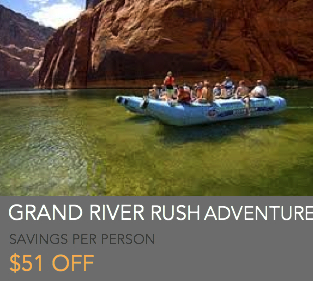 Grand Canyon Helicopter Tour Discounts