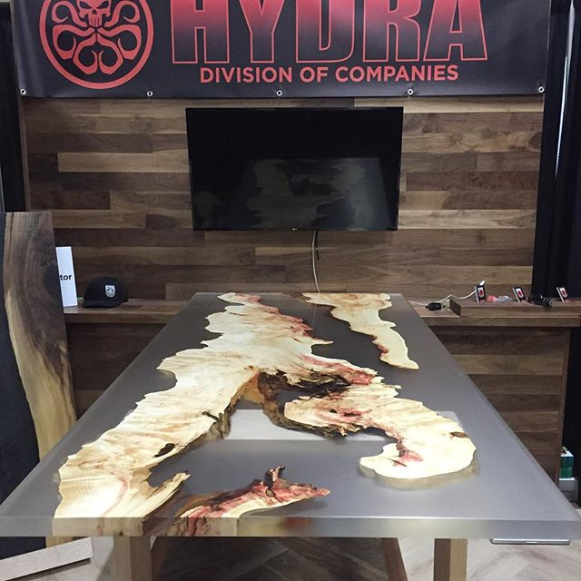 Yet another awesome example of an amazing Relic slab done by @hydradivisionofcompanies  Keep up the good work boys this is a sister slab to the one at Legacy Exteriors.