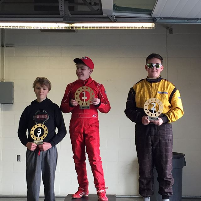 Race 1 is in the books and the 2018 UKC race season is off to a great start. Thank you to everyone who raced, wrenched and watched. #ukc2018 #karting @utahmotorsportscampus