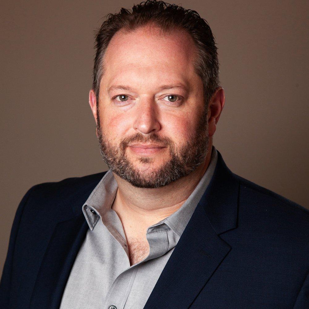 Jon Cooper. Founder & CEO of ebbu