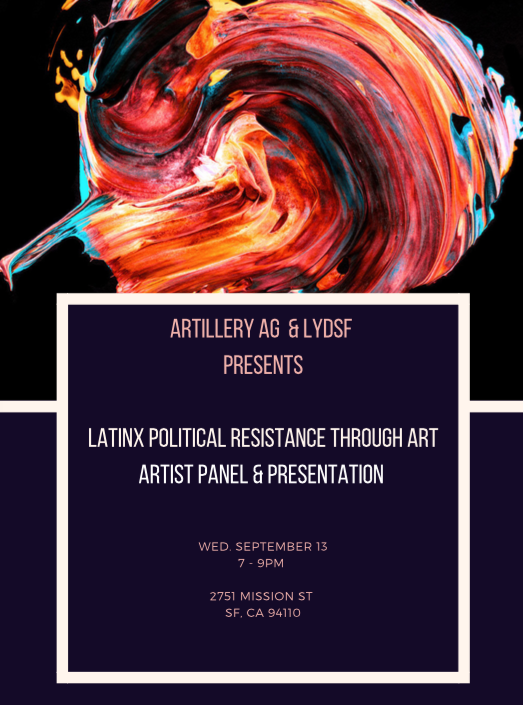 Latin Political Resistance Through Art