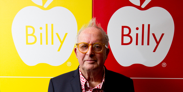 He's the apple of our art eye … Billy Apple. Photo / Dean Purcell   Twelve Questions with Billy Apple – NZ Herald