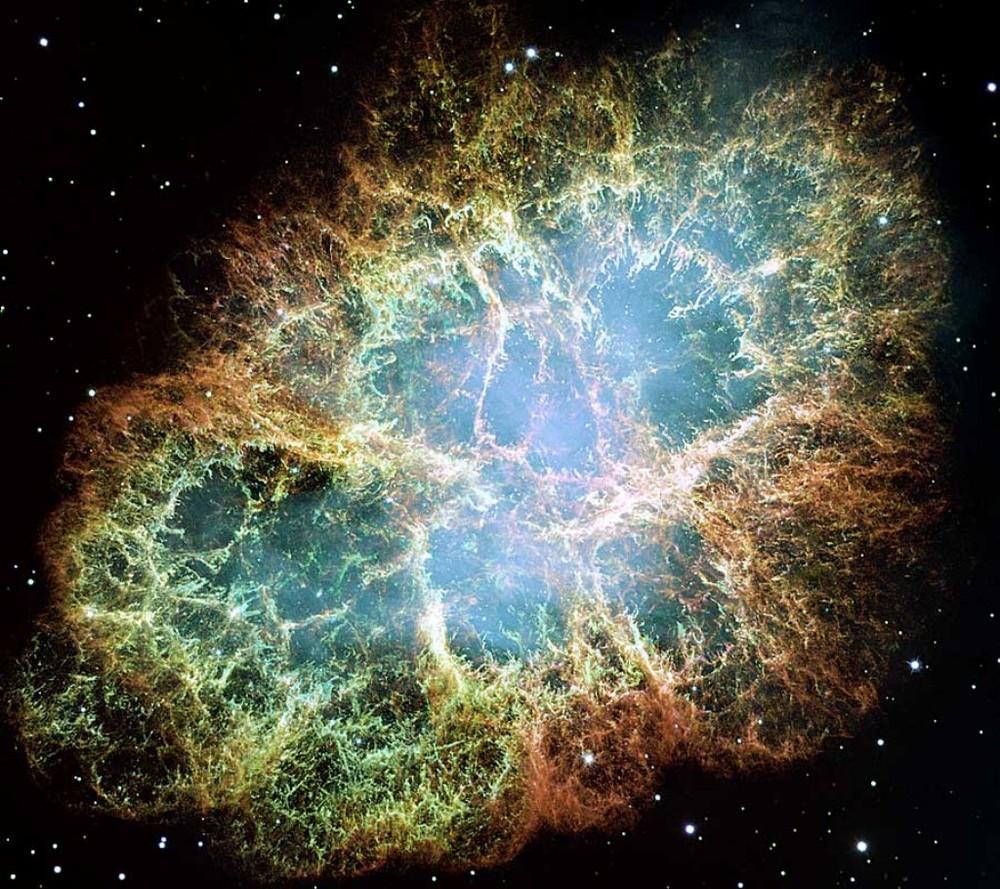 Taurus A - Crab Nebula