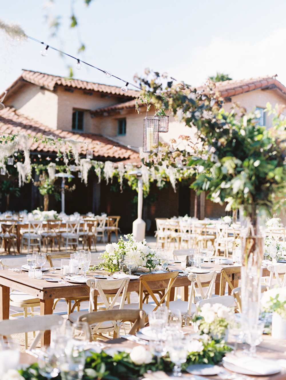 magnoliaeventdesign.com | Wedding at Santa Barbara Historical Museum | Magnolia Event Design | Pat Moyer Photography