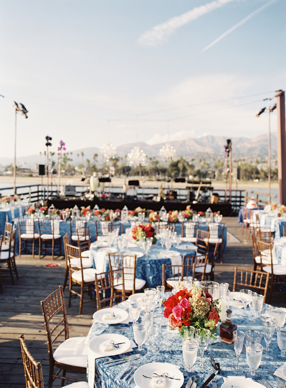 magnoliaeventdesign.com | Santa Barbara Museum of Natural History Sea Center Wedding Photographed by Linda Chaja | Magnolia Event Design