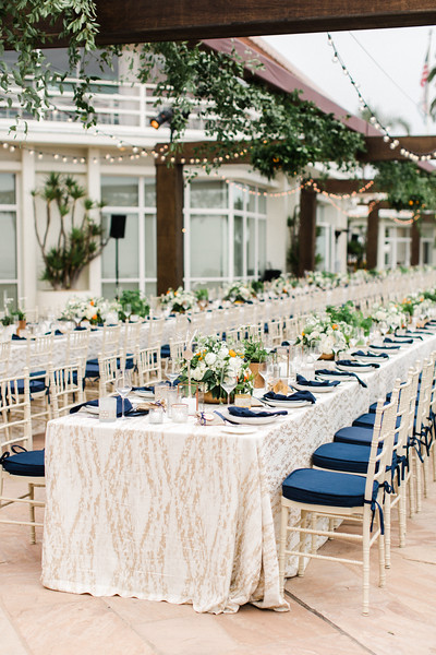 La Pacifica Terrace and Ballroom Photo by Anna Delores Photography