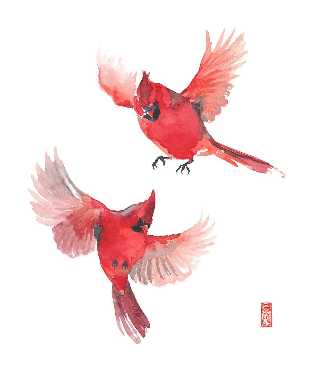 Two Cardinals 8x10.jpg