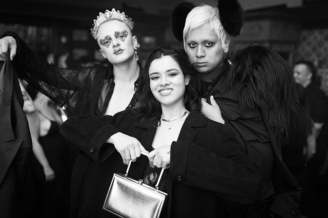@prince.andru @avalonlurks #xcloakanddaggerx #allblackeverything #dark #darkness #losangeles #goth #tuesdayswewearblack