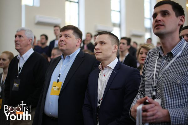 baptist youth leadership forum, kiev, april, 2016