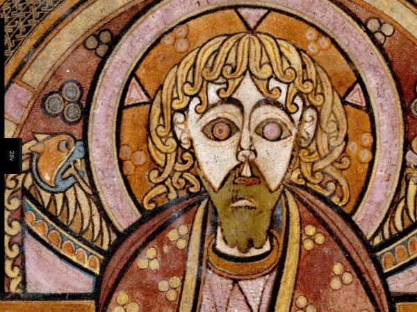Iamge from the Book of Kells