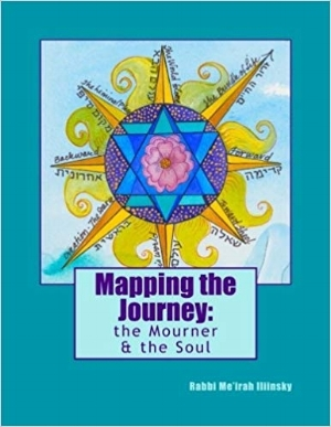 Cover Mapping the Journey:The Mourner & The Soul