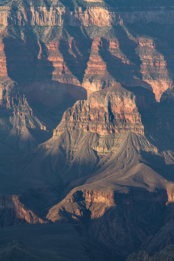 Grand Canyon Close up