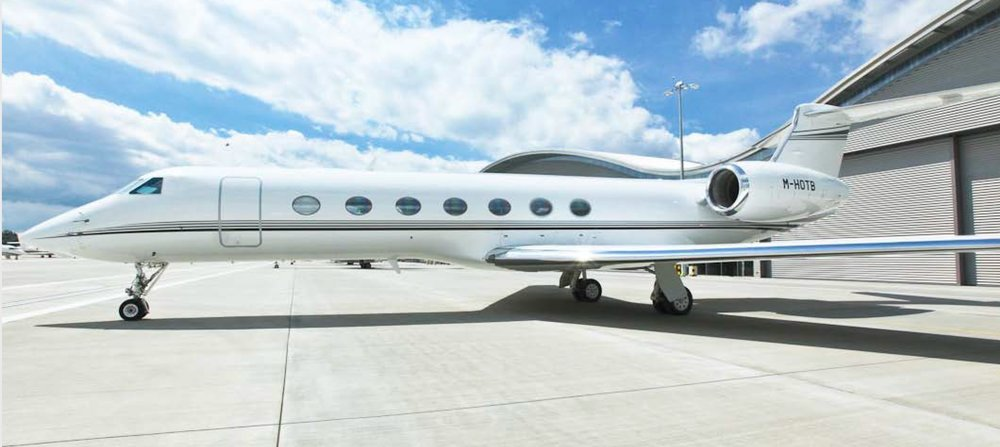 2007 Gulfstream G550 SN 5151  *  Acquired for our Client in May 2018
