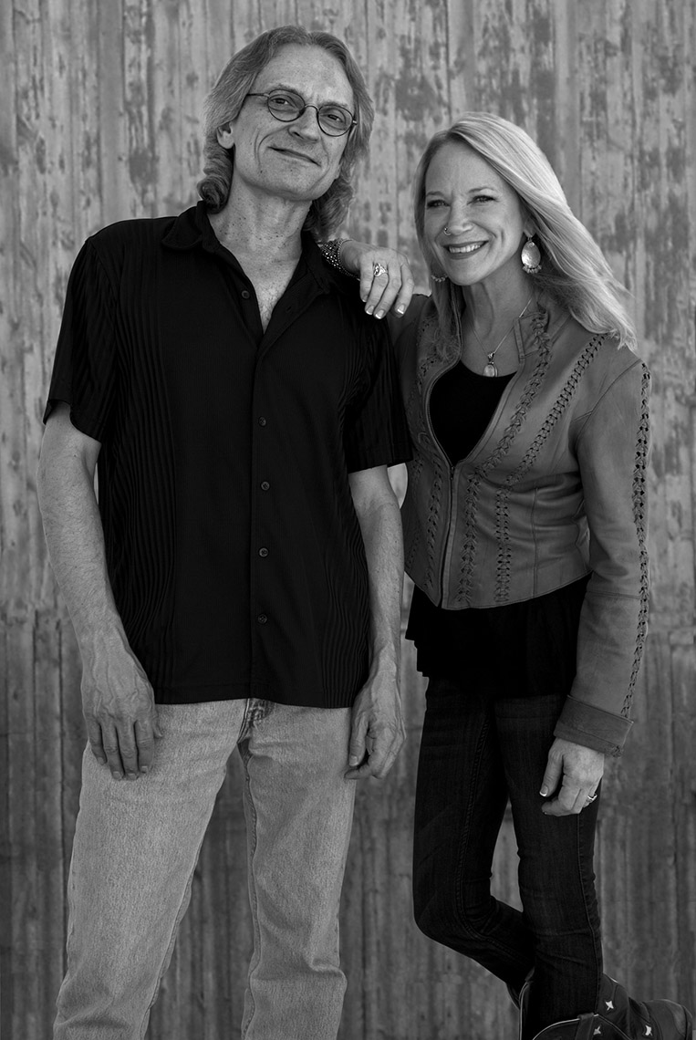 Sonny Landreth and  Cindy Cashdollar