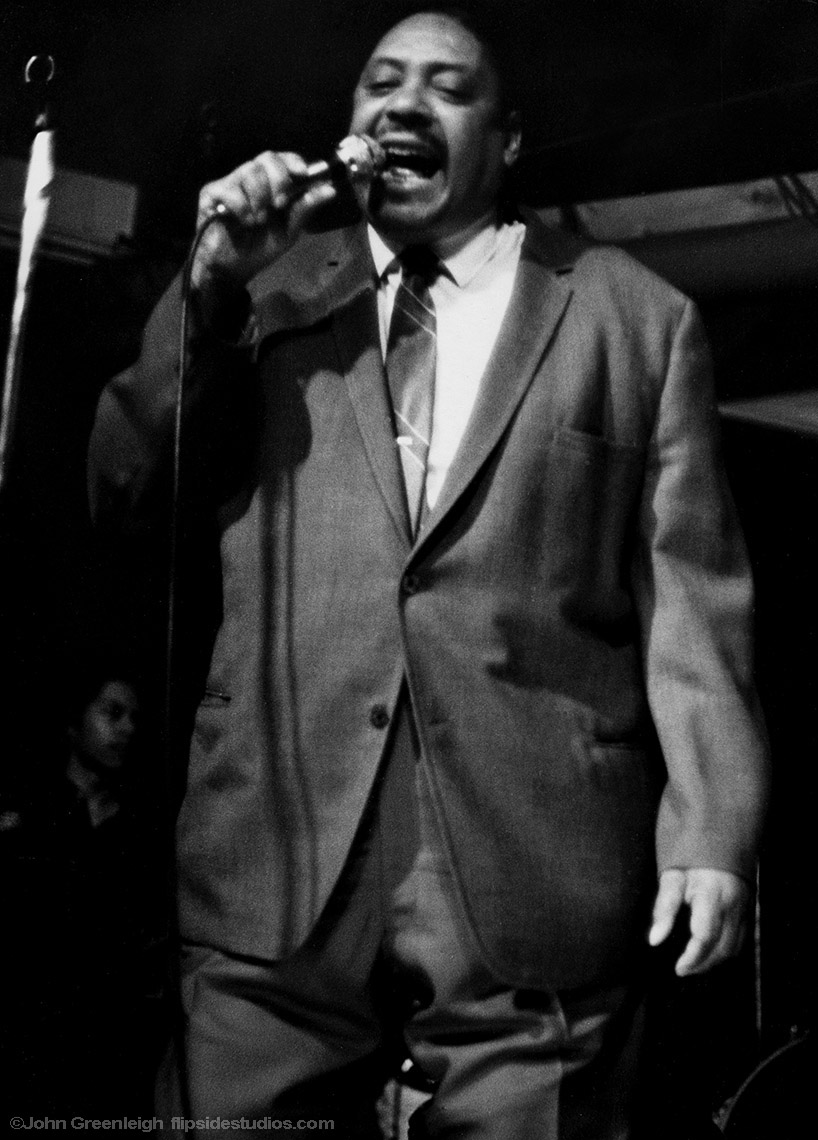 Big Joe Turner, Johnny Otis Show, The Ash Grove
