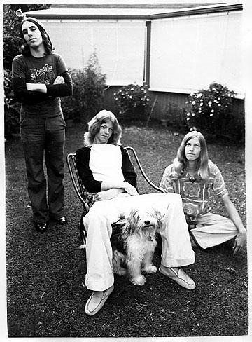 Nels Cline, Alex Cline, Lee Kaplan, LA 1973
