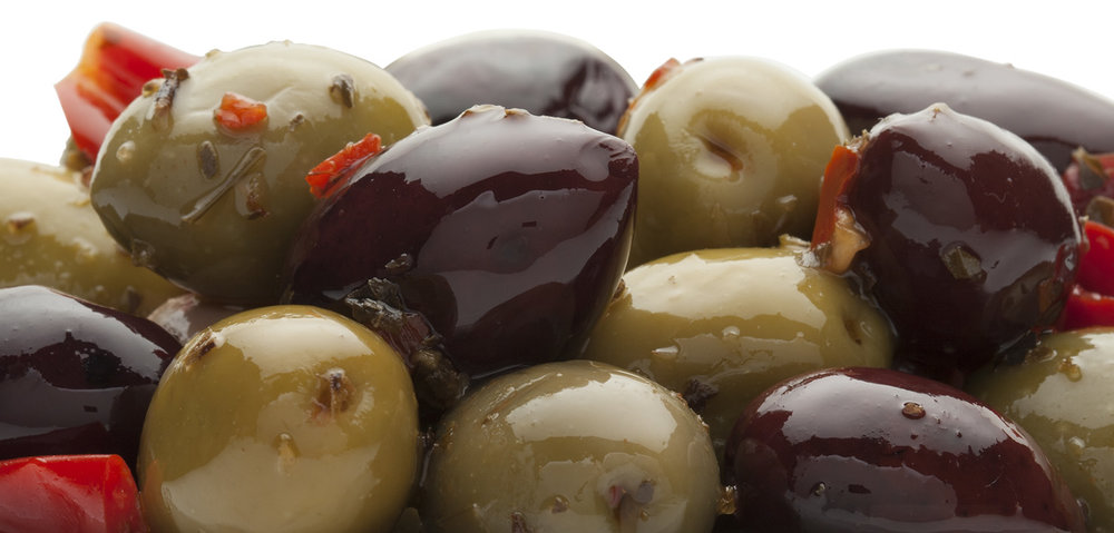 Olives in Oil