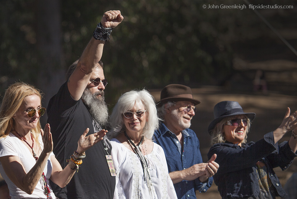 Patty Griffin, Steve Earl, Emmylou Harris, Buddy Miller, Lucinda Williams