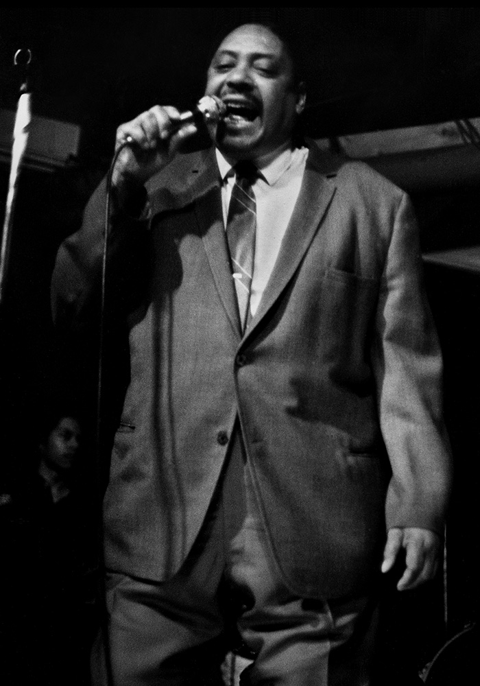 Big Joe Turner at the Ash Grove