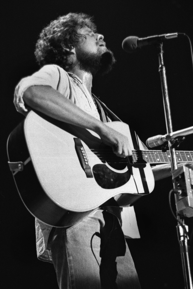 Don Henley with the Eagles, Santa Monica Civic 1973