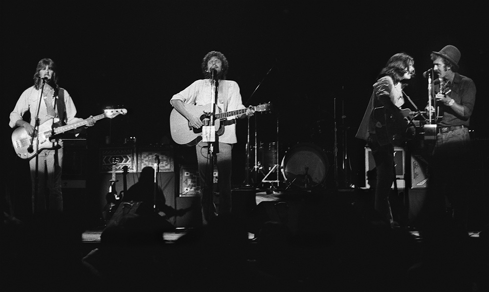 The Eagles, Santa Monica Civic 1973