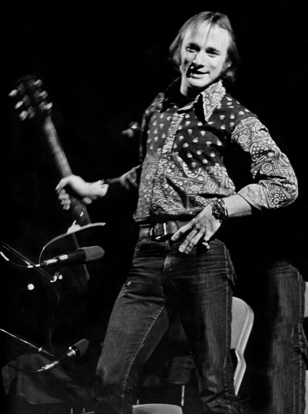 Stephen Stills, Los Angeles 1972