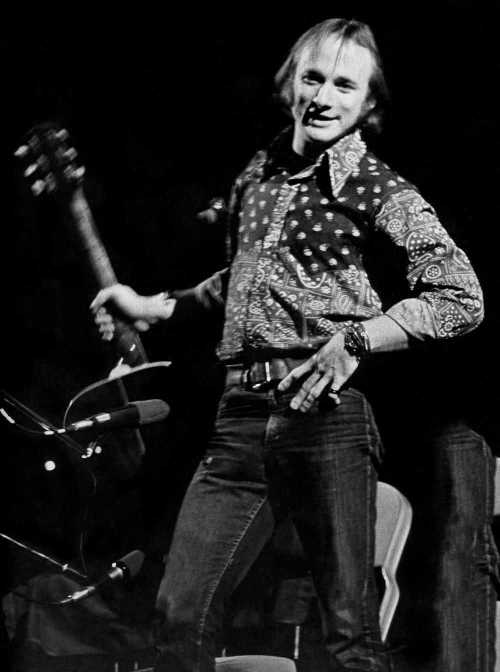 Stephen Stills, Los Angeles 1972