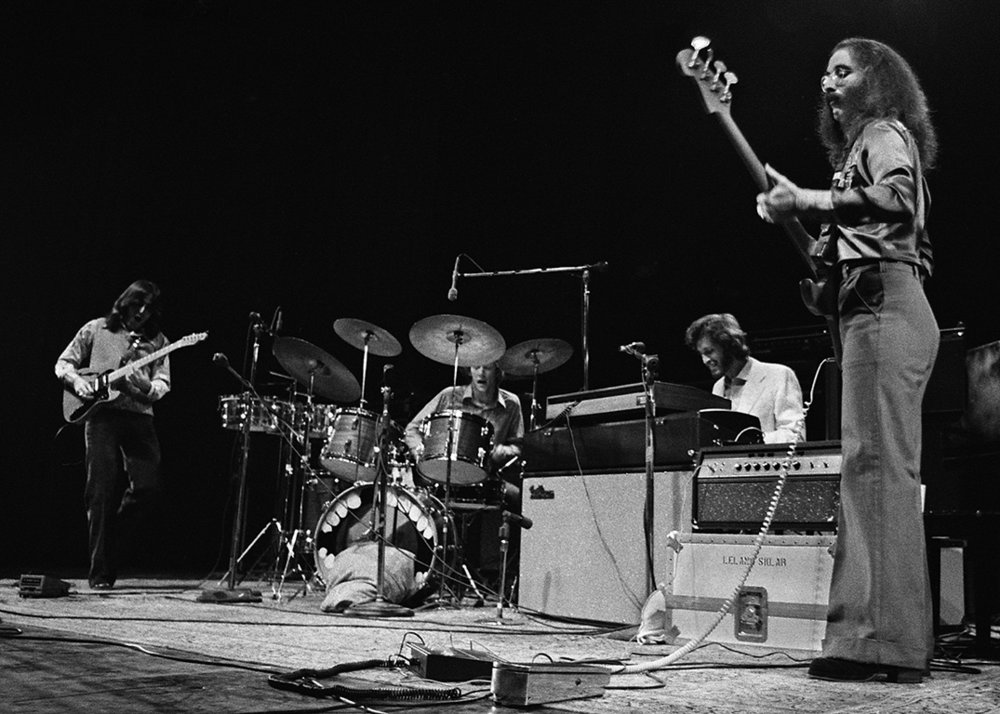 The Section, Los Angeles 1972