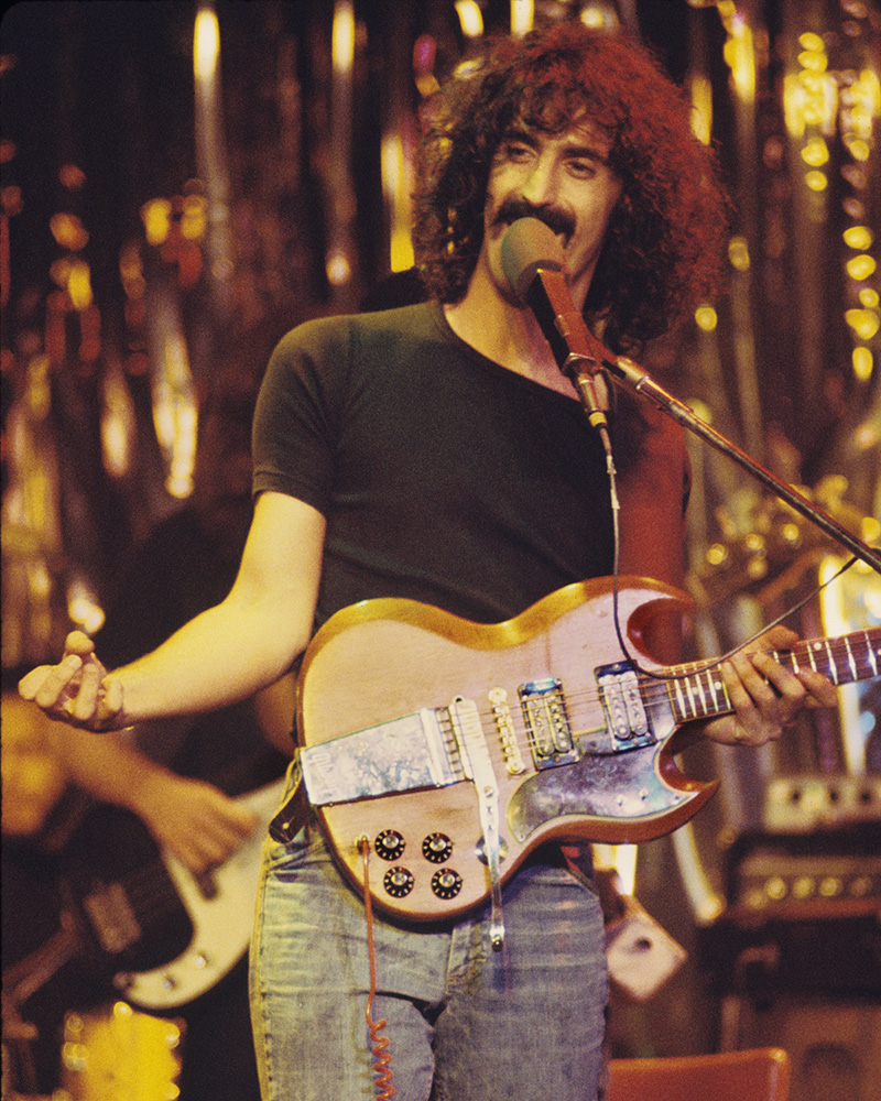Frank Zappa, The Roxy, LA 1973