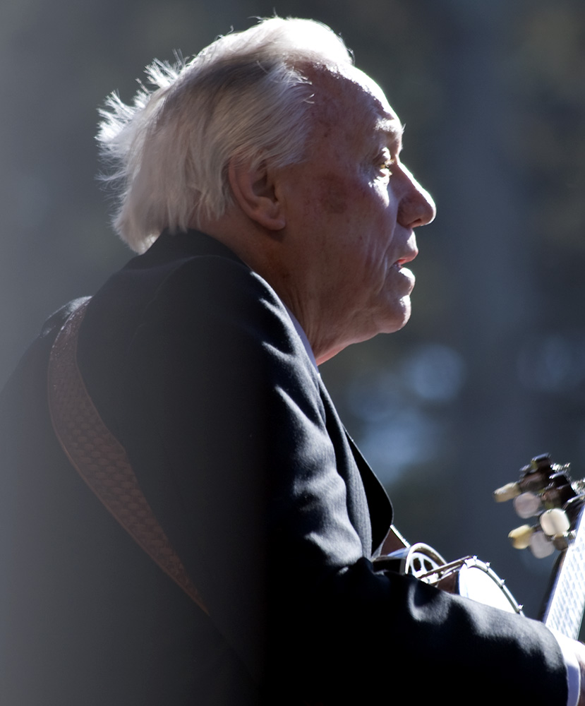 Earl Scruggs, San Francisco 2007