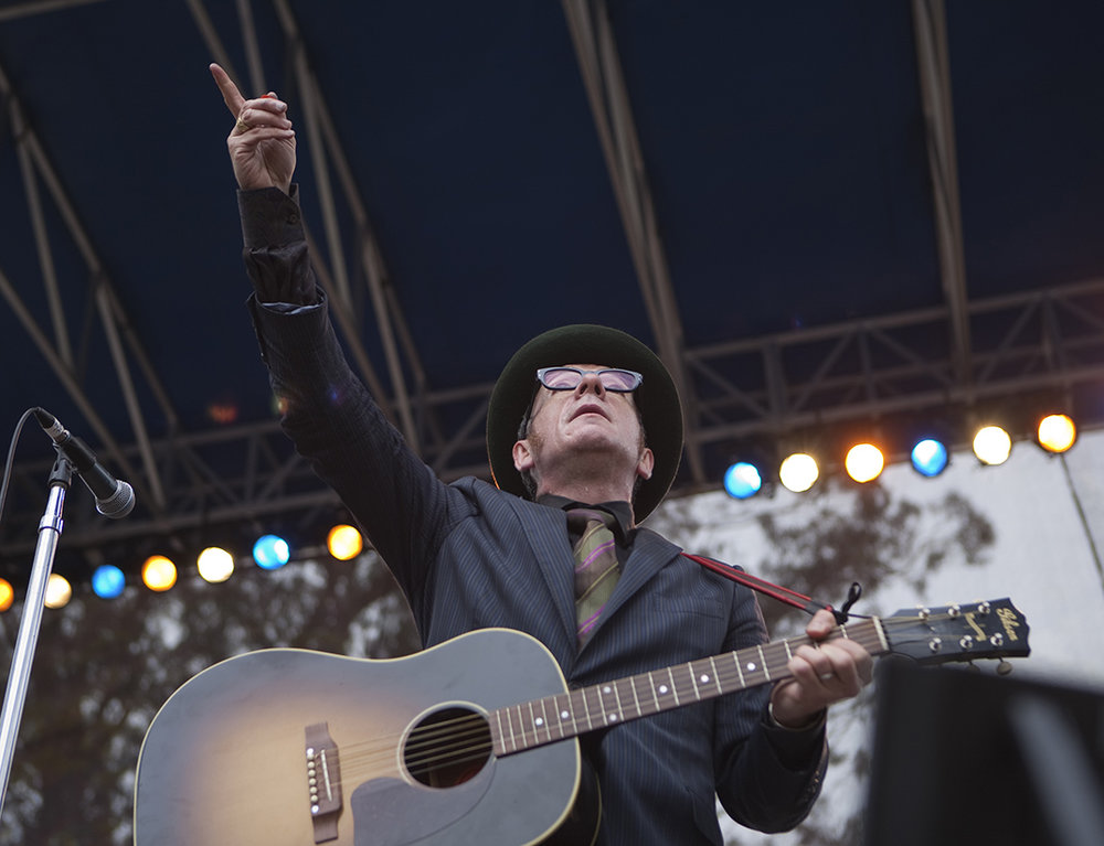 Elvis Costello, San Francisco 2010