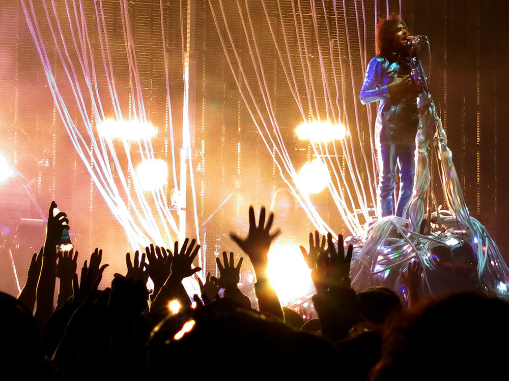The Flaming Lips, Napa 2013