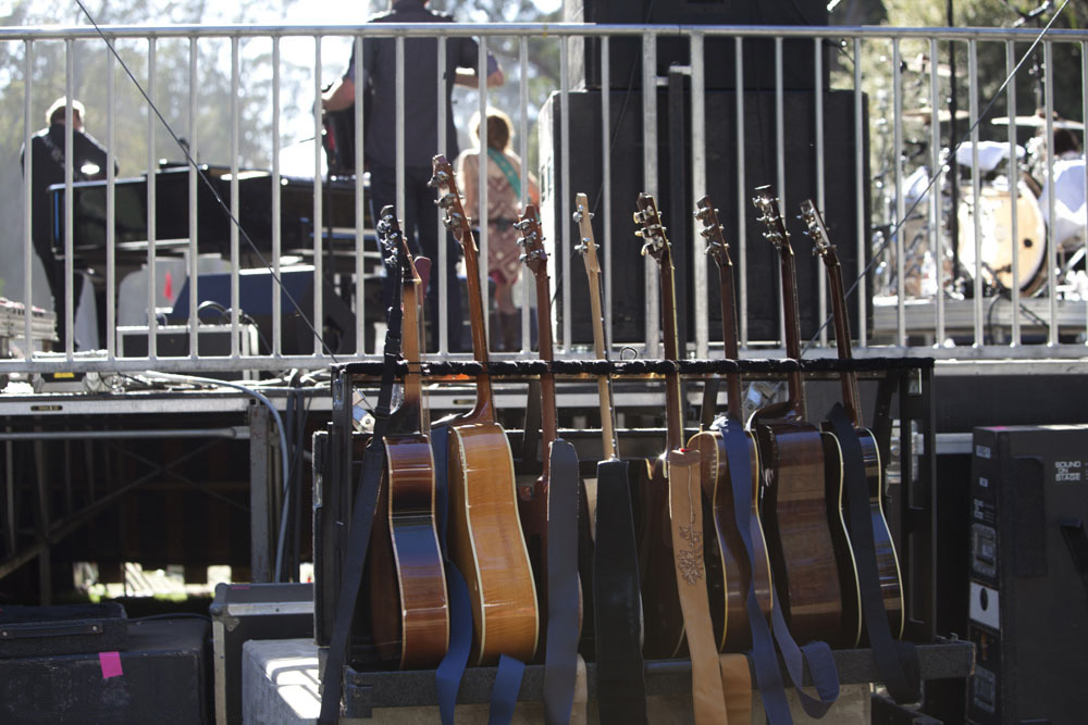 Guitars Backstage, HSB 2013