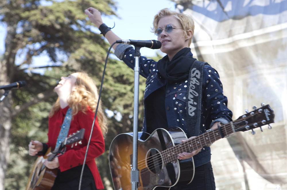 Shelby Lynne & Allison Moorer, San Francisco 2010