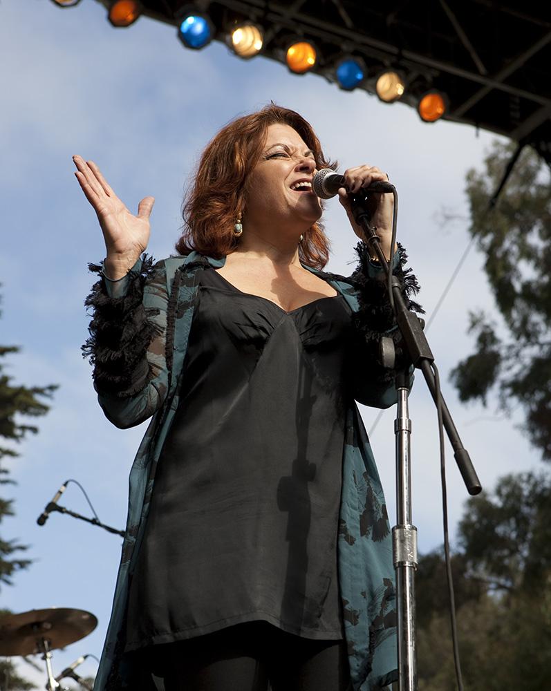 Rosanne Cash, San Francisco 2010
