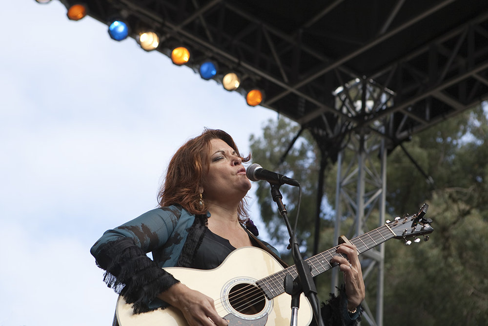 Rosanne Cash, San Francisco 2010