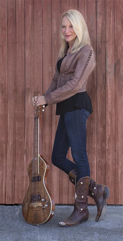 Cindy Cashdollar, Napa 2013