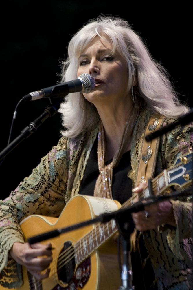 Emmylou Harris, San Francisco 2010