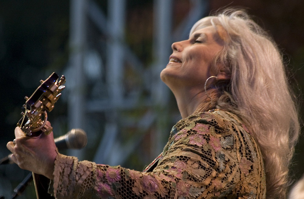 Emmylou Harris, San Francisco 2010
