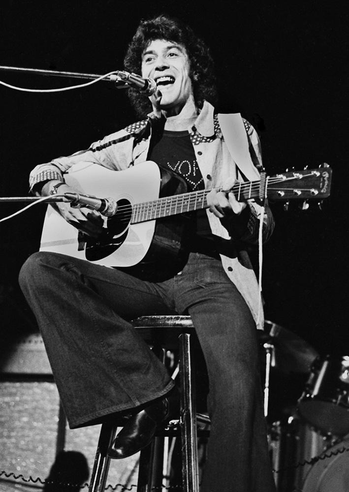 Albert Hammond, Los Angeles 1973