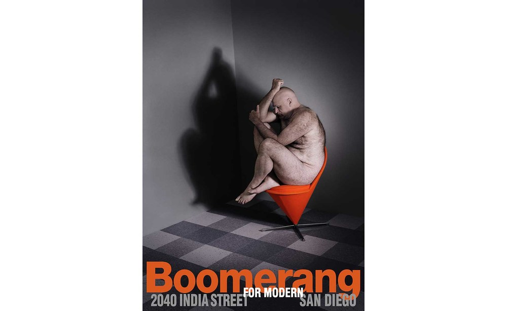 Boomerang for Modern - Cone Chair