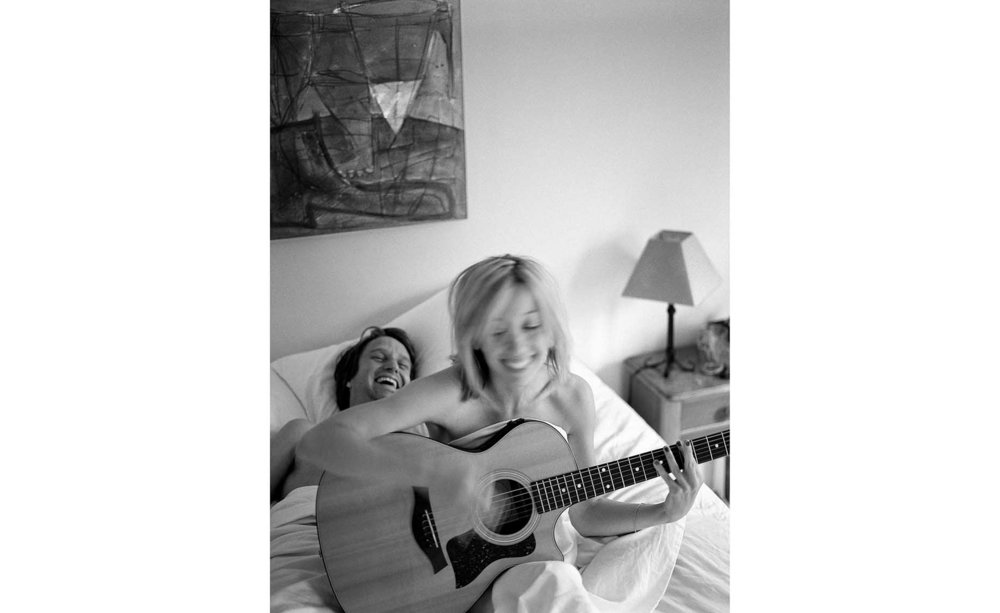 Anya Marina and Steve Poltz for Taylor Guitars